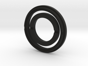 TFA Scope Pro Version - Lens Retainers in Black Strong & Flexible