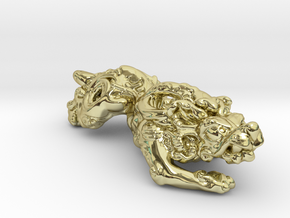Pixiu 貔貅 in 18k Gold Plated