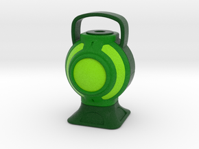 Green Lantern Battery in Full Color Sandstone