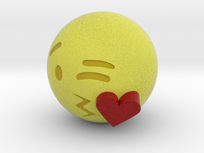 Emoji4 in Full Color Sandstone