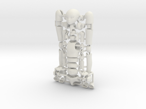 1/12 scale ALTER EGO MkXX bjd model kit in White Natural Versatile Plastic