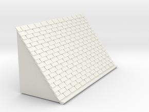 Z-152-lr-rend-l2r-level-roof-nc-rj in White Natural Versatile Plastic
