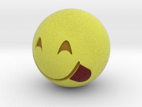 Emoji14 in Full Color Sandstone