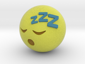 Emoji18 in Full Color Sandstone