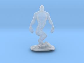 Djinn Genie Miniature in Smooth Fine Detail Plastic