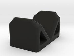 GoPro Session Mount 45 in Black Natural Versatile Plastic