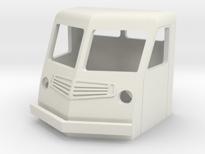 Fs-1-76-far-cab-1a in White Natural Versatile Plastic