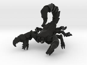 Skorpion 01 in Black Strong & Flexible