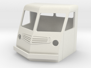 Fs-1-43-far-cab-1a in White Natural Versatile Plastic