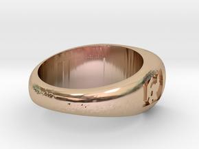 Model-015c372c605fbb948bd7acd69457431c in 14k Rose Gold