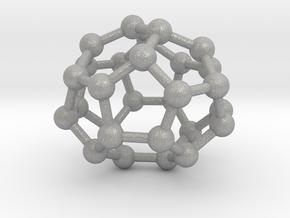 0004 Fullerene c28 d2 in Aluminum
