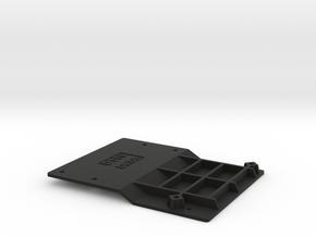 Extension CC01 to D110 Gelande 1:10 2/2 in Black Natural Versatile Plastic