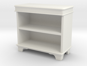 Book Cabinet in White Strong & Flexible