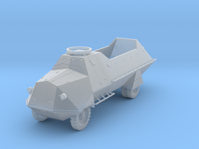 PV116B KP-bil m/42 APC (1/100) in Smooth Fine Detail Plastic