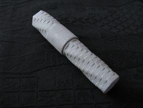 Plastic AAA Torch 2 Host (Flashlight) in Gray Professional Plastic