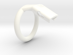 Q4-T140-06 in White Processed Versatile Plastic