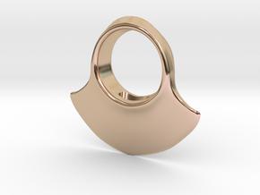 Hope Ring in 14k Rose Gold