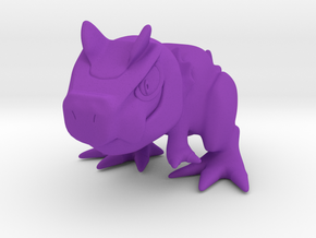 Tyrunt in Purple Processed Versatile Plastic