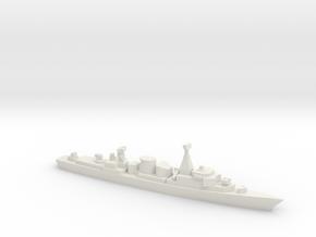 Jacob van Heemskerck-class frigate, 1/2400 in White Natural Versatile Plastic