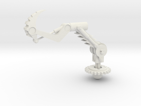 The Great Telescope part2 (Bionicle MNOLG) in White Natural Versatile Plastic