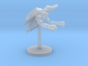 Royal Falcons Angel in Smooth Fine Detail Plastic