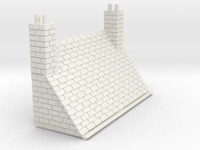 Z-76-lr-stone-level-roof-bc-nj in White Natural Versatile Plastic