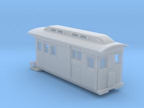 HOn30/OO9 Doodlebug/Railmotor (Megan 1) in Smooth Fine Detail Plastic