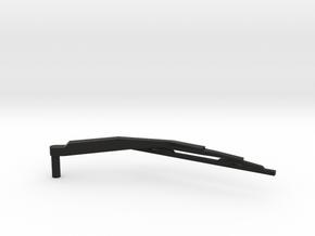 Windscreen wiper right hand driven D90 D110 1:10 in Black Natural Versatile Plastic