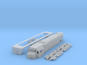HO scale G22cu in Smooth Fine Detail Plastic