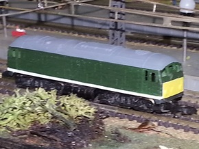 BR Class 24 - Z - 1:220 in Smooth Fine Detail Plastic