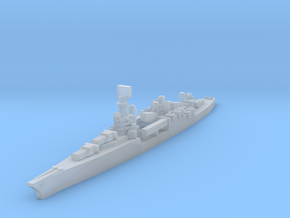 USN Portland class 1/4800 in Smooth Fine Detail Plastic