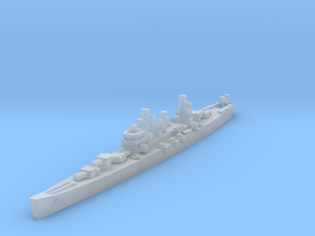 Brooklyn class light cruiser 1/4800 in Smooth Fine Detail Plastic