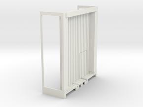 Z-76-lr-rend-warehouse-base-track-door-1 in White Natural Versatile Plastic