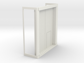 Z-76-lr-rend-warehouse-base-plus-door-1 in White Natural Versatile Plastic