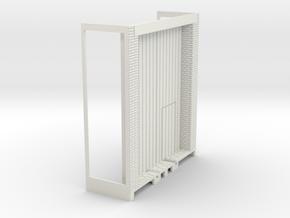 Z-76-lr-warehouse-base-track-door-1 in White Natural Versatile Plastic