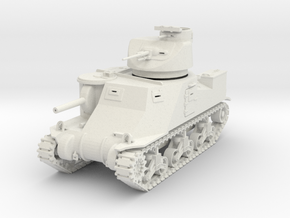 PV33C M3 Lee Open Hatch (1/48) in White Natural Versatile Plastic
