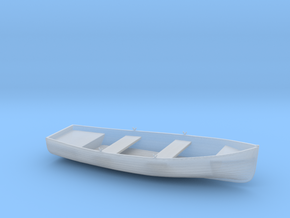 1/96 Wherry Life Raft Boat in Frosted Ultra Detail