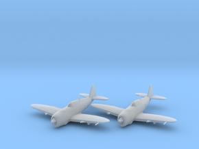 Republic P-47 'Thunderbolt' Razorback 1:200 x2 FUD in Smooth Fine Detail Plastic