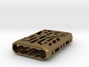 Digital Lantern X5: Tritium (all Materials) in Natural Bronze