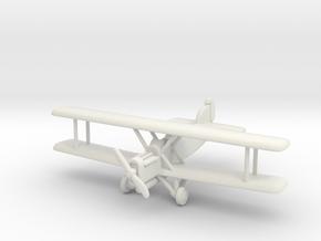 Douglas DT-2 (with landing gear) 6mm 1/285 in White Natural Versatile Plastic