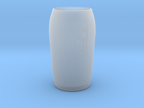 Canopic Jar base in Smooth Fine Detail Plastic
