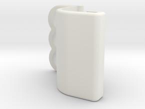 M3D Micro Tool Holder in White Natural Versatile Plastic