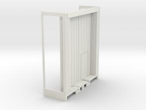 Z-87-lr-warehouse-base-track-door-1 in White Natural Versatile Plastic