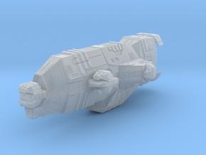 "Taiidan ""Qwaar-Jet"" Heavy Cruiser in Smooth Fine Detail Plastic"