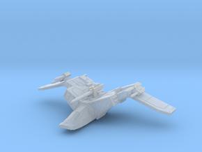 Jurgoran Imperial Gunship Build BLC SR ID (1/270)  in Frosted Ultra Detail