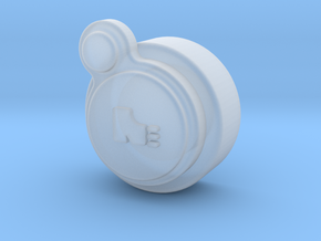 Ancient Drifter's Coin in Smooth Fine Detail Plastic