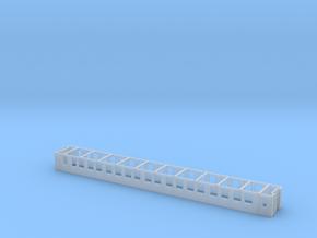 Wagenkasten WLAM SBB Scale TT in Smooth Fine Detail Plastic