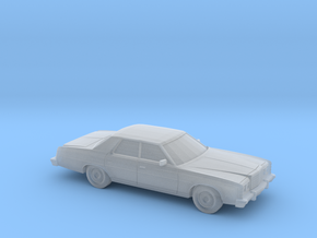 1/87 1977 Ford LTD Sedan in Frosted Extreme Detail