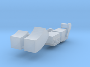 "'N Scale' - 30"" Conveyor Parts in Smooth Fine Detail Plastic"