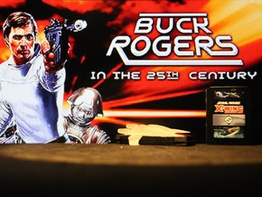 Quad Fighter (Buck Rogers), 1/270 in Smooth Fine Detail Plastic